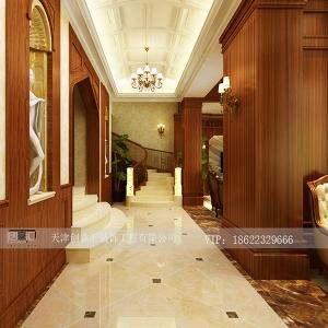 过厅及楼梯间